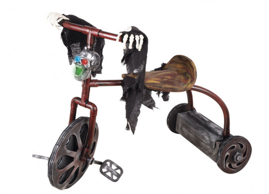 Tricycle hanté