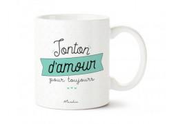Mug tonton d'amour