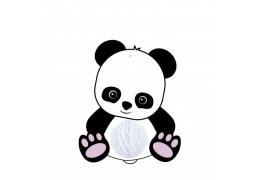 Baby panda alvéolée