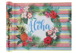 Chemin de table aloha