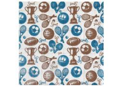20 serviettes sport