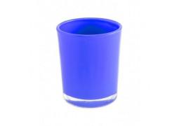 Bougeoir brillant royal blue