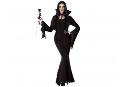 Costume femme Morticia