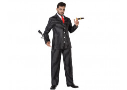 Costume homme gangster