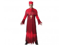 Costume homme cardinal