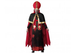 Costume homme pape zombie
