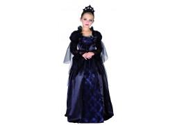 Costume enfant reine noire