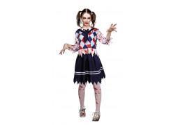 Costume femme écolière