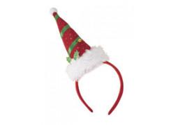 Serre tête bonnet de Père Noël