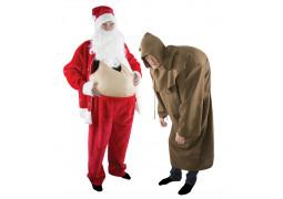 Faux ventre de Père Noël