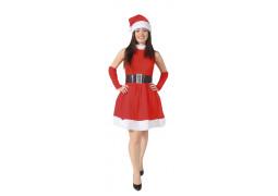 Costume adulte femme Mère Noël
