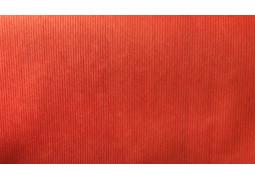 Papier cadeau kraft rouge