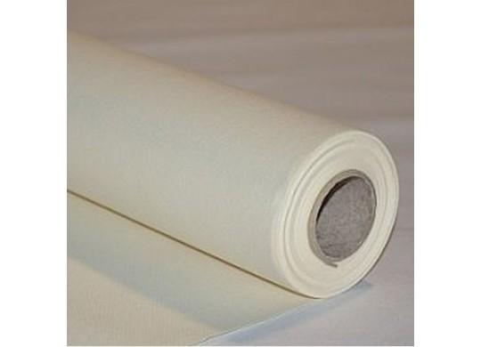 nappe intissé blanche 120cm x 25m - décoration de table