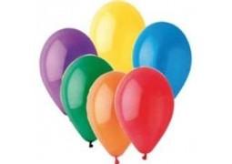 Ballon multicolore