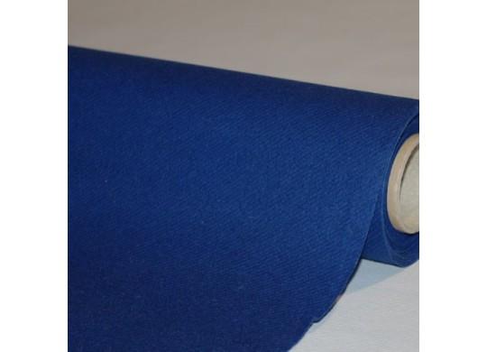 chemin de table intiss bleu marine 40cmx25m d coration de table. Black Bedroom Furniture Sets. Home Design Ideas