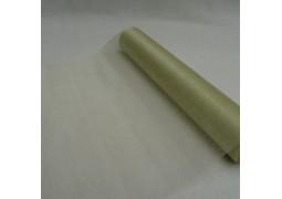 Chemin de table organdi ivoire