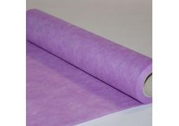 Chemin de table intissé économique lilas