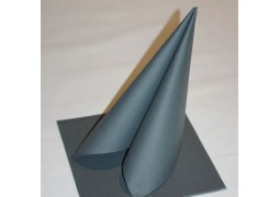 Serviettes intissées stone grey