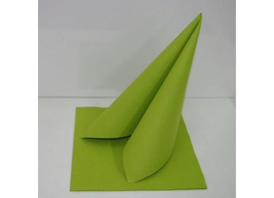 Serviettes intissées green tea