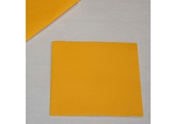 Serviettes papier jaunes (passion yellow)