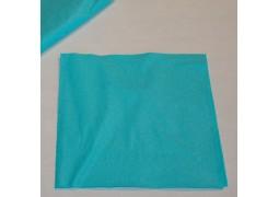 Serviettes papier azur