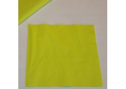 Serviettes papier cocktail vert lime