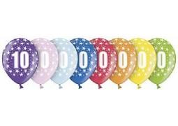 Ballon anniversaire 10 ans