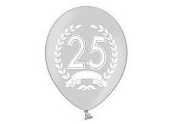 Ballons 25 ans de mariage