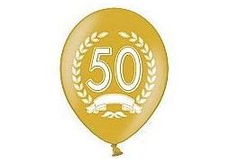 Ballons 50 ans de mariage