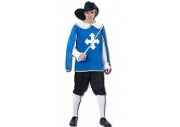 Costume homme Mousquetaire
