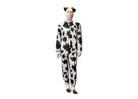 Costume vache homme