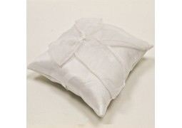 Coussin alliances satin