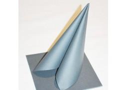 Serviettes intissées aluminium