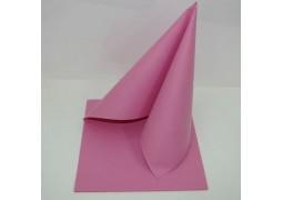 Serviettes intissées old pink (rose foncé)
