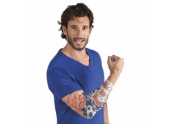 Manche Tatouage Supporter France