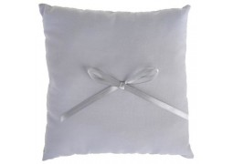 Coussin alliances gris