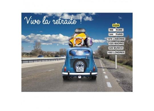 Cartes D Invitation Vive La Retraite Nos Services Articles De Fête