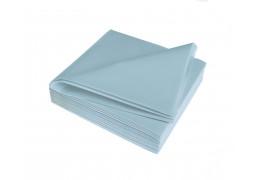 Serviettes intissées light blue (bleu clair)
