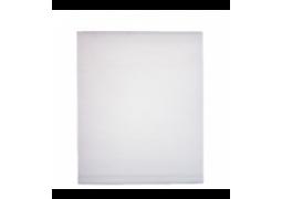 Tenture unie 25M blanche