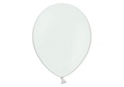 Ballon uni 27 cm standard blanc