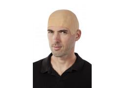Perruque crâne chauve souple