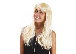 Perruque lola longue blonde