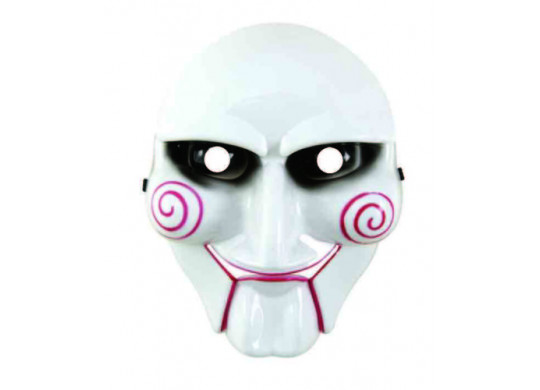 Masque rigide Billy Puppet