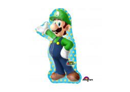 Ballon aluminium Luigi